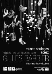 Musée Soulages - Gilles Barbier