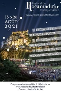 Rocamadour aout 2021