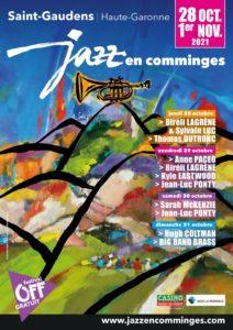 jazz en comminges oct 2021