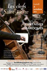 CSP - fantaisie Baroques