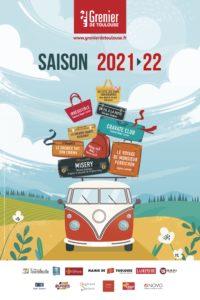 Grenier de Toulouse 21-22
