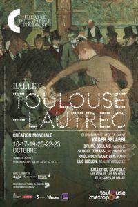ToulouseLautrec ballet Capitole